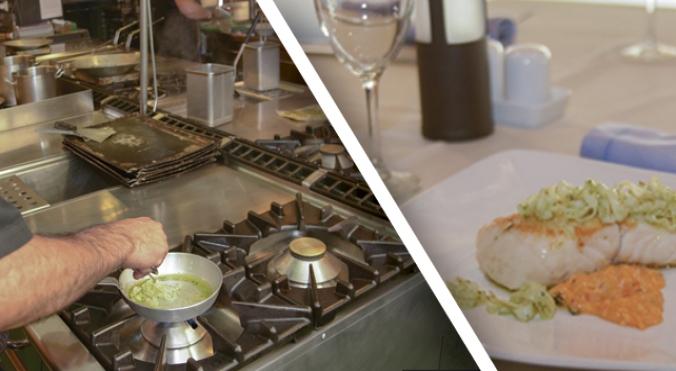 sotavent restaurant central kitchen of lotus - Lotus Kitchen